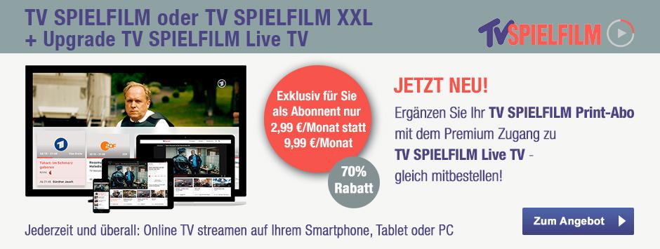 TV SPIELFILM Live TV