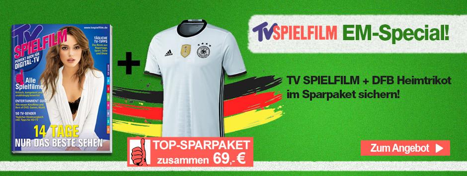TV SPIELFILM EM-Sparpaket