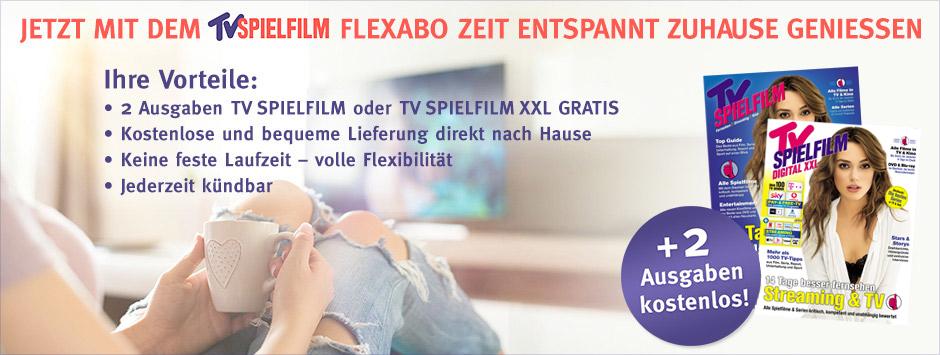 TV SPIELFILM + XXL - Flexabo