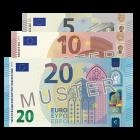 35 Euro Verrechnungsscheck