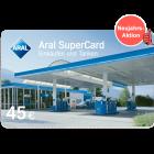Aral-Tankgutschein 45 EUR