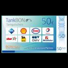 TankBon über 50 EUR
