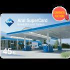 Aral-Tankgutschein im Wert von 45 EUR