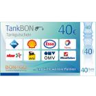 TankBon über 40 EUR