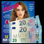 TV SPIELFILM + 40 € V-Scheck