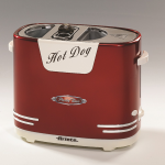 Ariete Hot Dog Maker im Retro-Style