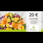 20 € Valentins.de Gutschein
