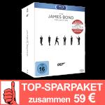 Blu-ray James Bond Collection 2015