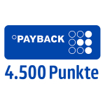 4.500 PAYBACK PUNKTE