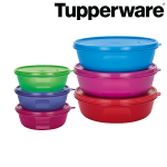 Tupperware Schüssel-Set XL, 6-tlg.