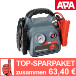 APA Power Pack 18 bar mit Kompressor und Starhilfe