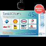 45 EUR TankBon-