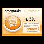 50 € Amazon.de Gutschein