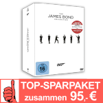 DVD James Bond Collection 2015