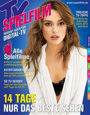 aktuelle Ausgabe TV SPIELFILM